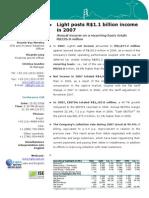 Light Press Release 20080215 Eng