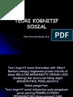 Teori Kognitif Sosial