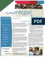 Newsletter August - September - October 2011