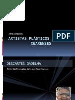 ARTISTAS PLÁSTICOS cearenses