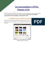 5 Pasos Para Configurar Ubuntu 11.04 (1)