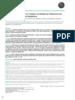 Intervenção Nutricional e o Impacto na Adesão ao Tratamento em pacientes com Síndrome metabólica