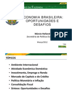 Economia Brasileira 2012 03 12 Bloomberg
