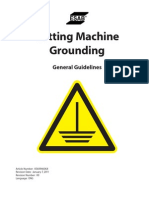 0560946064 Cutting Machine Grounding