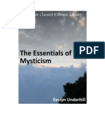 The Essentials of Mysticism