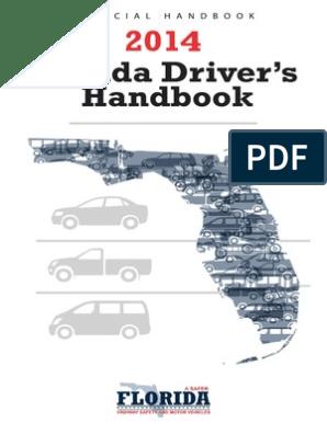 Florida Drivers Handbook >> Florida Drivers Handbook Florida Drivers Manual Identity