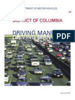 District of Columbia Drivers Handbook | District of Columbia Drivers Manual | Washington DC Drivers Handbook | Washington DC Drivers Manual