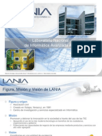 Presentación LANIA