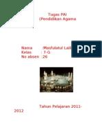 Bencana Gempa Dan Tsunami Aceh