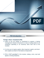 FDI risks