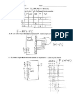 ECE201 Sample Test 2 Answer