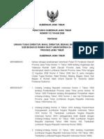 Tupoksi Struktur Organisasi Dr.soetomo