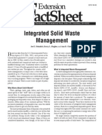 Integrated Waste Management Article