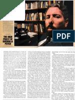 Omni Interview With Stanley Milgram