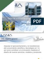 Centro de Innovación e investigación