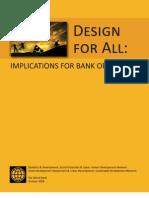 Universal Design World Bank