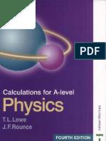 [物理学经典书籍7.6G].Lowe.T,.Rounce.J.-.Calculations.for.A-Level.Physics.4th.ed.-.(Nelson.Thorne,.2002).WW