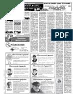 Petites annonces et offres d'emploi du Journal L'Oie blanche du 4 avril 2012
