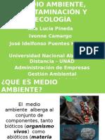 Exposición Medio Ambiente