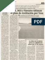 20000121 H Zaragoza Desvincula Presa