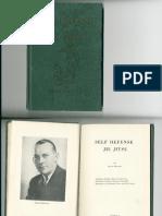 (1942) Self Defense or Jiu Jitsu- Dewey Mitchell