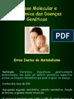 Erros Inatos Do Metabolismo UC2 25-11-11 (2)