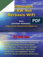 Membangun RT-RW Net