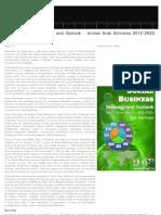 Social Business Strategic Outlook 2012-2020 United Arab Emirates, 2012