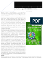 Social Business Strategic Outlook 2012-2020 Egypt, 2012