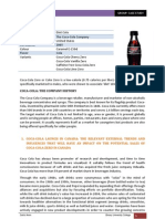 Coca Cola Zero [B2B Group Case Study]