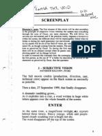 Gaspar No - Enter the Void Screenplay