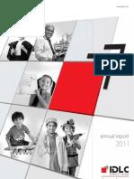 IDLC annualreport 2011