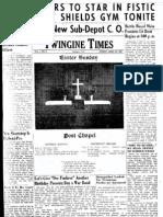 Freeman Army Airfield - 04/23/1943