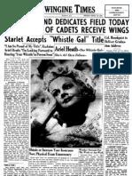 Freeman Army Airfield - 04/30/1943