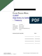 BP080 Future Process Model - XTR Issue