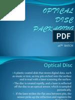 Optical Disc Packaging