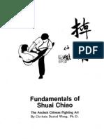 (2001) Fundamentals of Shuai Chiao- Chi Hsiu Weng (Shuai Jiao)