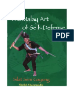 (2005) The Malay Art of SelfDefense-Sheikh Shamsuddin (Silat Seni Gayong)