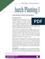 INTRO-Church Planting I