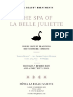 BJ Nelle Carte Soins Spa en Dir