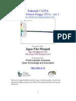 CATIA - FEA2