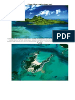 Cele mai frumoase insule ale lumii