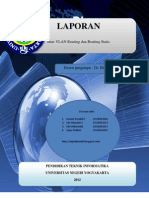 Inter-VLAN Routing Dan Static Routing_Laporan 06