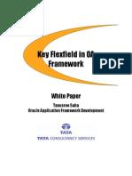 Key Flexfield in OA Framework