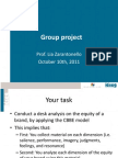 Day 1 - Group Project