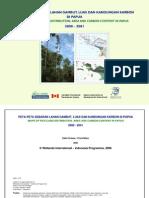 Atlas Sebaran Gambut Papua