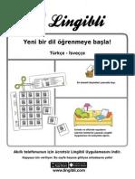 İsveççe, Lingibli ile öğrenmeye başlayın