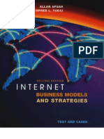 Internet Business Models and Strategies 1