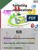 Marketing Communication Present a Ion