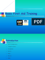 58277058 Basic First Aid Training 1